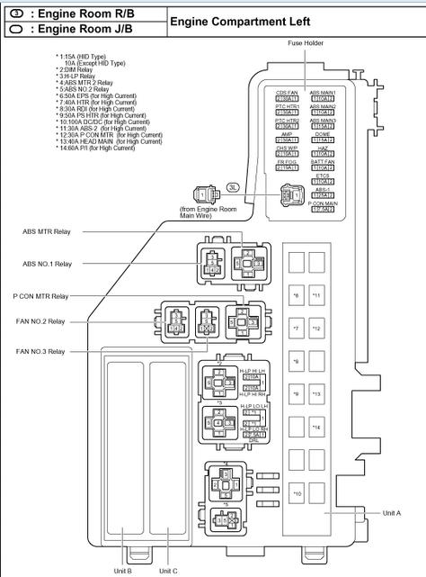 xg 5531 2000 toyota avalon fuse diagram free diagram 2000 toyota avalon fuse diagram free
