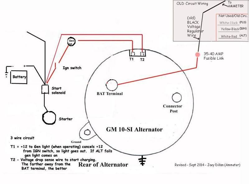 gm 4 wire alternator wiring diagram gm 3 wire alternator wiring diagram wiring diagram schematics  gm 3 wire alternator wiring diagram
