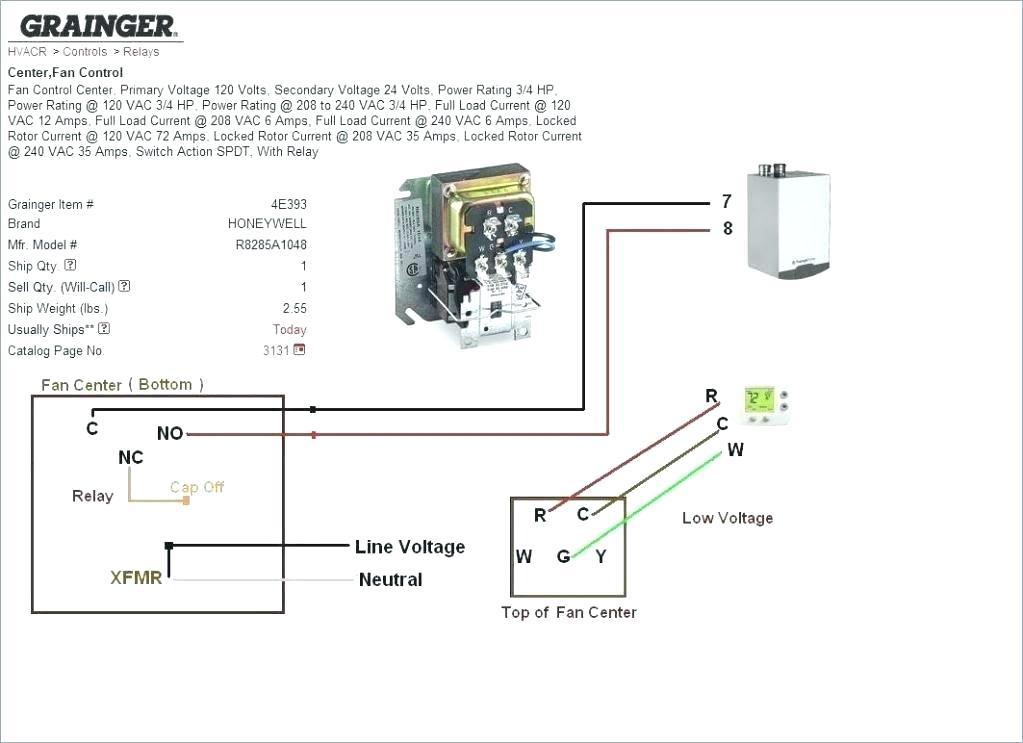 Vr 8203  Low Voltage Thermostat Wiring Schematic Wiring