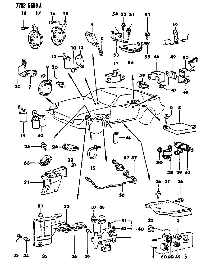 1987 Chrysler Conquest Wiring Diagram 93 Sc300 Wiring Diagram Begeboy Wiring Diagram Source