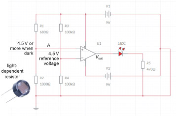 Prime An Introduction To Electronics 3 4 Designing A Sensor Circuit Wiring Cloud Rdonaheevemohammedshrineorg