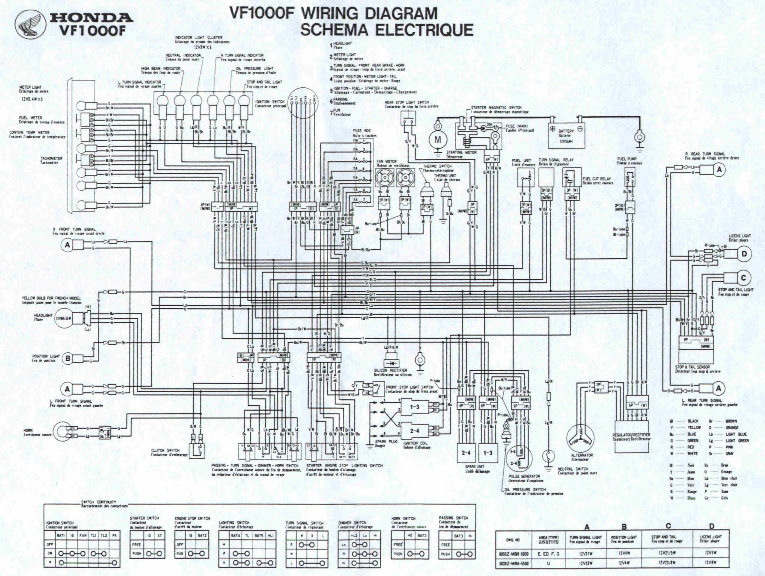 1993 Honda Shadow Wiring Diagram Honda Accord Wiring Diagram Radio Vww 69 Yenpancane Jeanjaures37 Fr