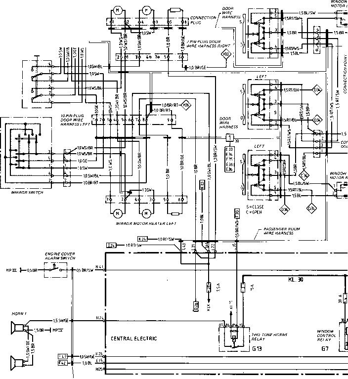 porsche 911 85 wiring diagram wiring diagram for 1985 porsche 911 e1 wiring diagram  wiring diagram for 1985 porsche 911