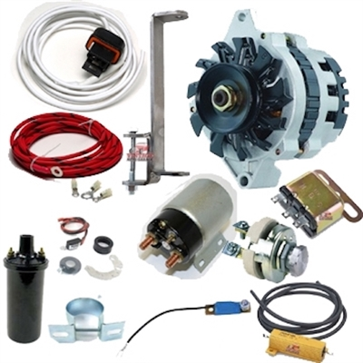 Remarkable Buick Straight 8 And V8 6 To 12 Volt Conversion Kit Vintage Auto Wiring Cloud Hisonepsysticxongrecoveryedborg