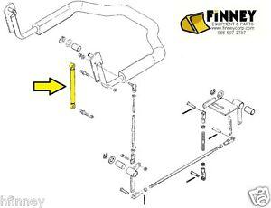 Pleasing Case Skid Steer Safety Bar Spring Cylinder 128461A2 New 1840 1845 Wiring Cloud Hemtshollocom