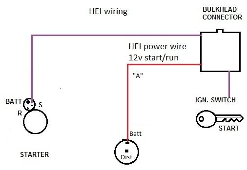 Wondrous Gm Starter Wiring Connector Basic Electronics Wiring Diagram Wiring Cloud Ymoonsalvmohammedshrineorg