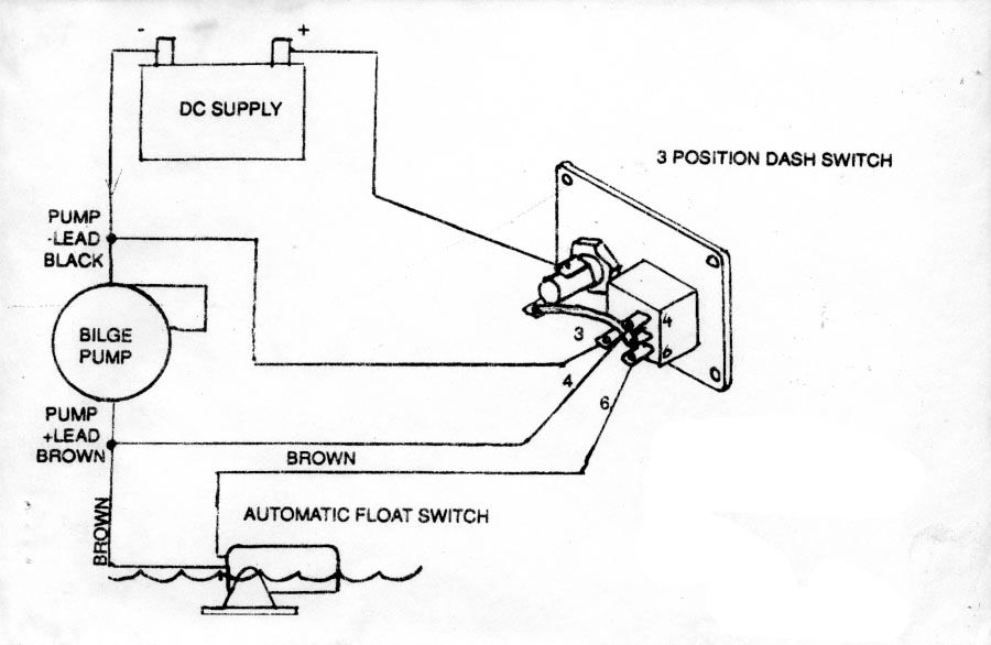 Cr 9792 Wiring Bilge Pump Toggle Switch Schematic Wiring