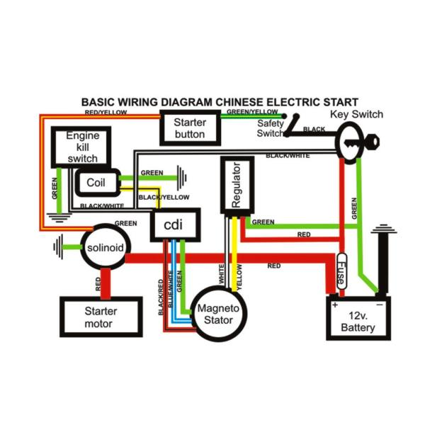 250 Atv Wiring Diagrams - 2004 Ford Focus O2 Wiring for Wiring Diagram  SchematicsWiring Diagram Schematics