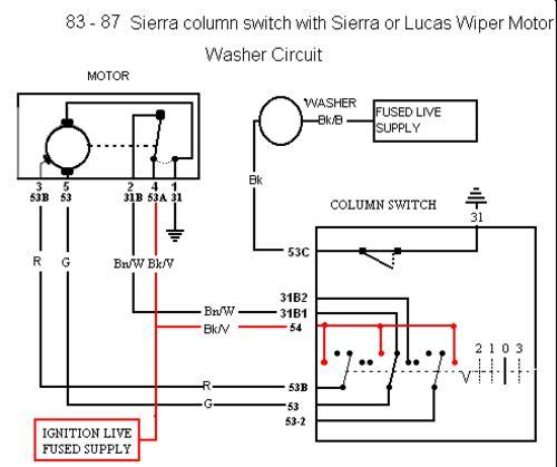 Lucas Wiper Motor Wiring Diagram -Ford Taurus Fuse Box Layout   Begeboy Wiring  Diagram Source   Spinner Motor Wiring Diagram For Backhoe      Begeboy Wiring Diagram Source