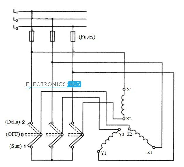 Fabulous Star Motor Wiring Diagram Basic Electronics Wiring Diagram Wiring Cloud Staixaidewilluminateatxorg