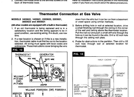 AY_3727] Williams Wall Furnace Control Wiring Diagram Download Diagram | Williams Thermostat P322016 Wall Furnace Wiring Diagram |  | Elia Akeb Unec Frag Mohammedshrine Librar Wiring 101