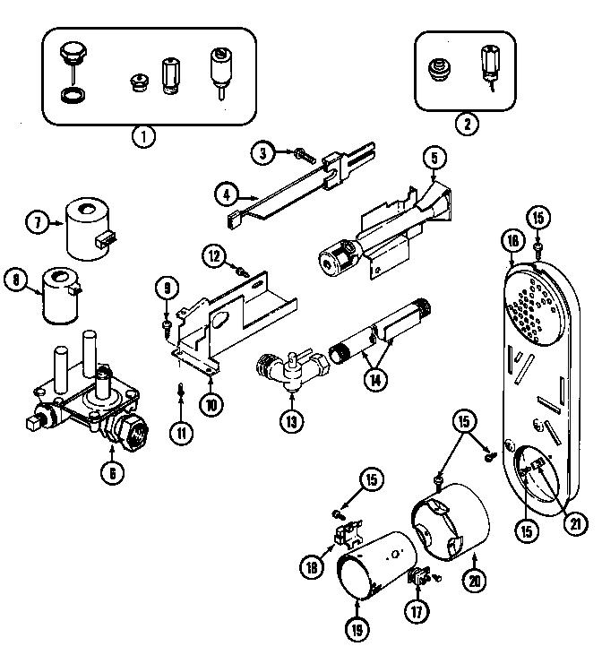 Dryer Motor Wiring Diagram