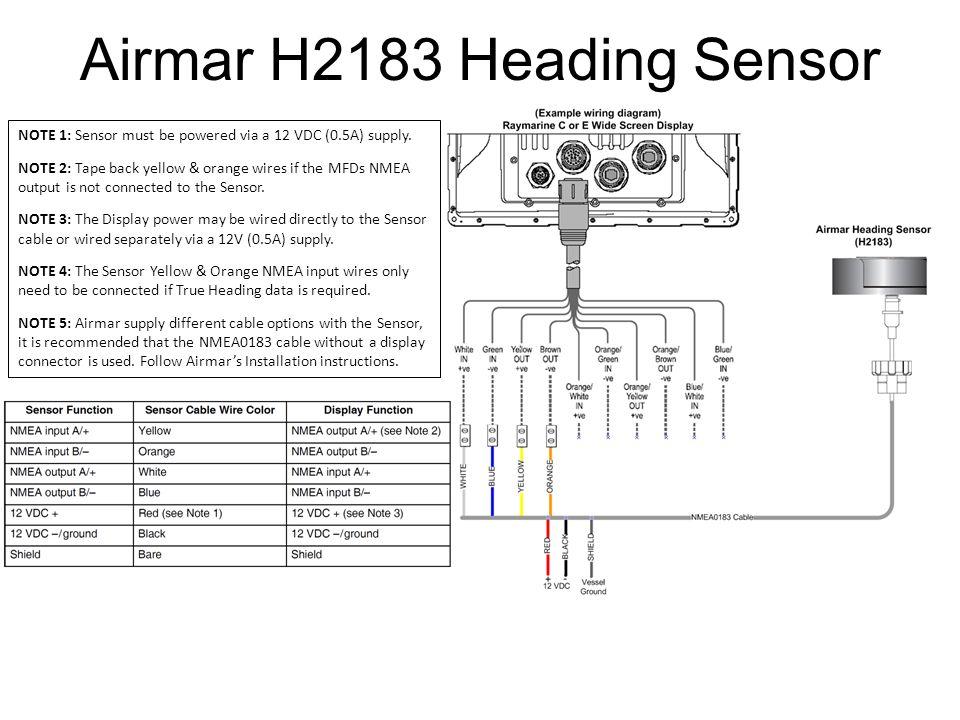 Om 4495  Raymarine Transducer Wiring Diagram Free Diagram