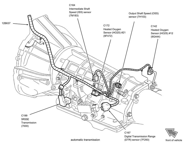 5r55e Transmission Wiring Harness -50a Wiring Diagram | Begeboy Wiring  Diagram SourceBegeboy Wiring Diagram Source