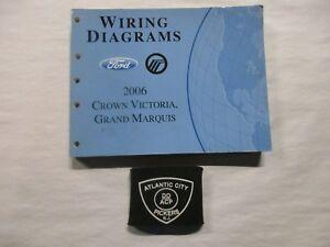 Outstanding 2006 Ford Crown Victoria Mercury Grand Marquis Wiring Diagrams Wiring Cloud Lukepaidewilluminateatxorg