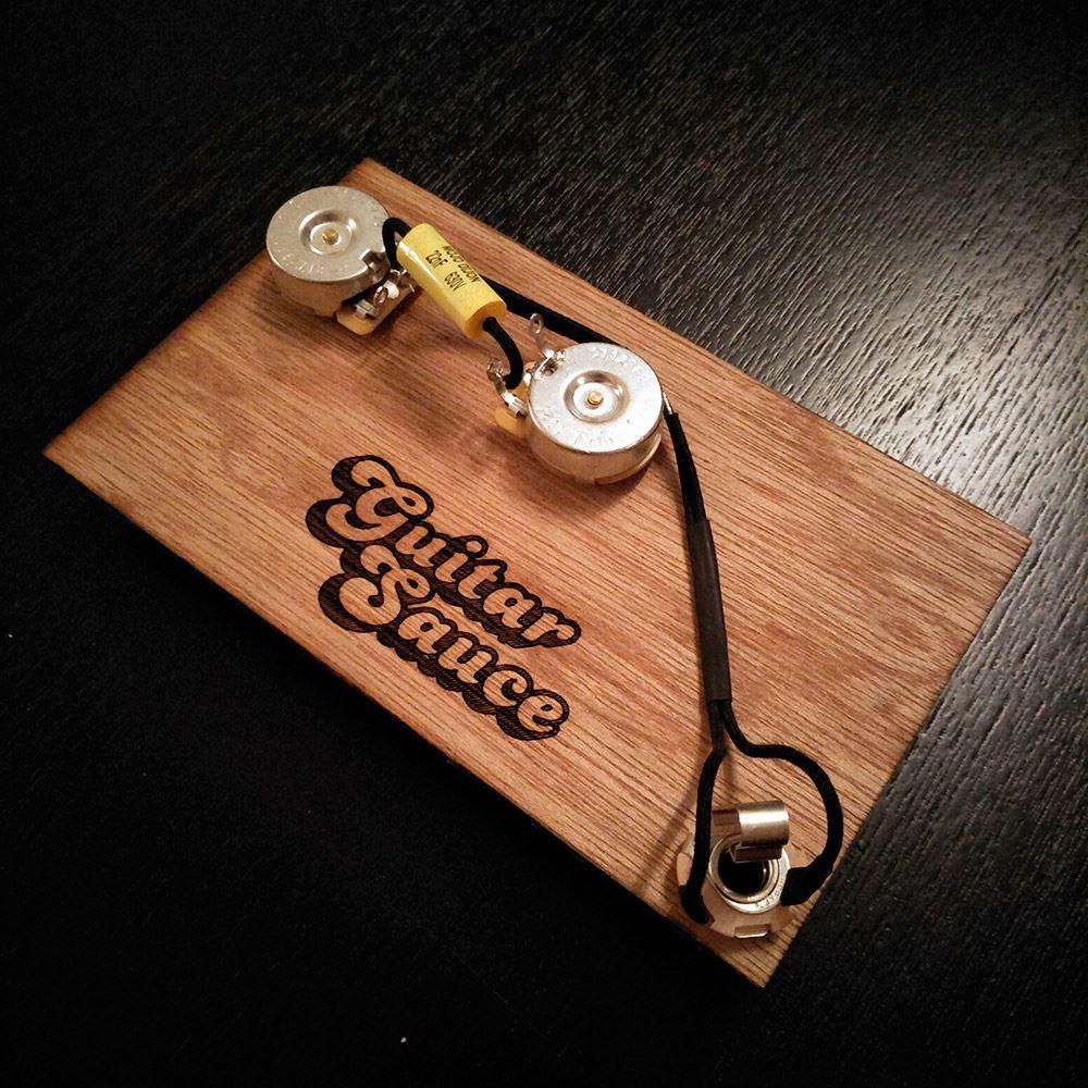 Phenomenal Premium Guitar Wiring Kits By Guitar Sauce Wiring Cloud Rometaidewilluminateatxorg