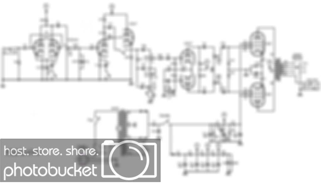 Fabulous The Plexi 6V6 Auto Electrical Wiring Diagram Wiring Cloud Grayisramohammedshrineorg
