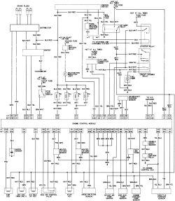 toyota tacoma ignition wiring diagram ry 1767  1995 toyota 4runner window wiring diagram schematic wiring  1995 toyota 4runner window wiring