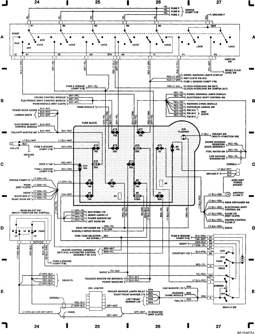 Admirable Wiring Diagram For 04 Ford F 250 Basic Electronics Wiring Diagram Wiring Cloud Waroletkolfr09Org