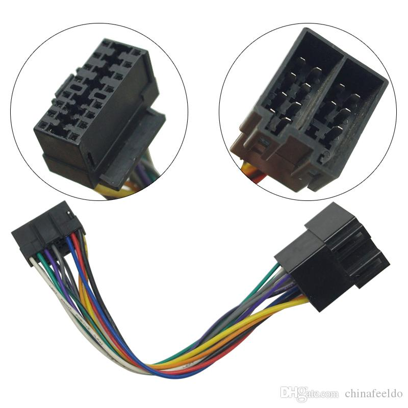 sr1243 sony car stereo connector 16 pin wiring diagram on