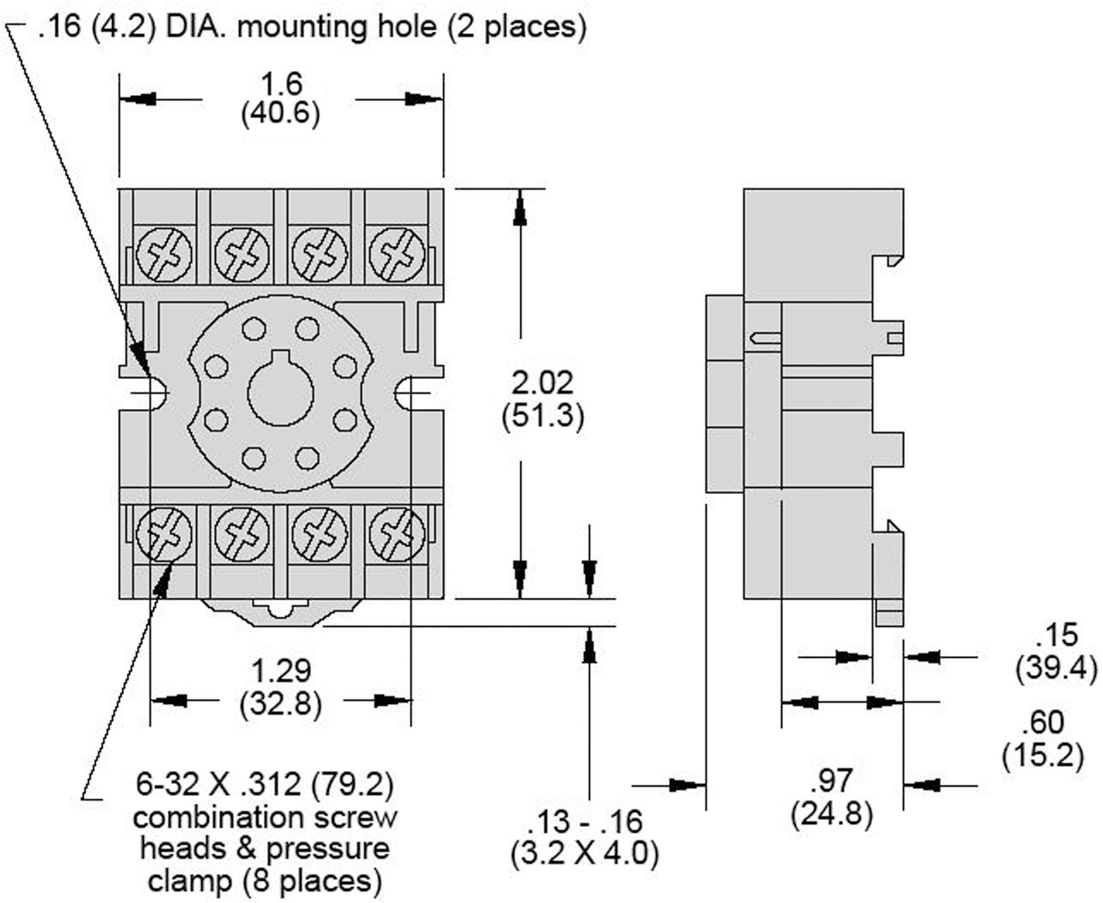 Omron 11 Pin Relay Wiring Diagram - Wiring Diagram