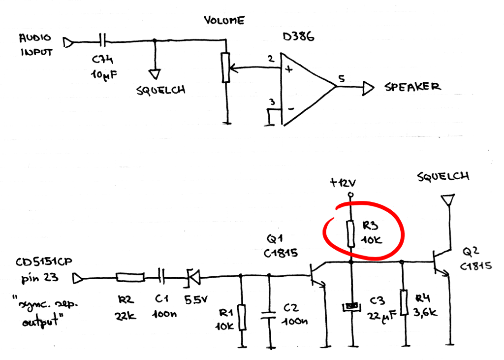 Awe Inspiring Avians Blog Disabling Tv Audio Squelch Circuit Wiring Cloud Staixaidewilluminateatxorg