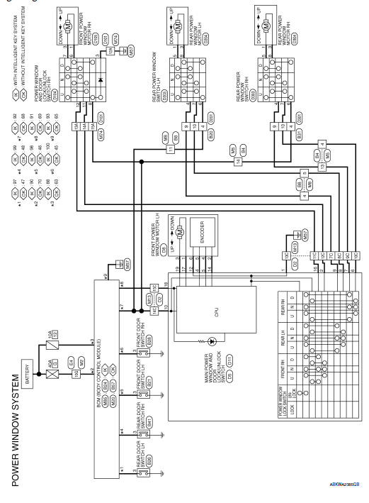 Prime Nissan Sentra Service Manual Wiring Diagram Power Window Control Wiring Cloud Genionhyedimohammedshrineorg