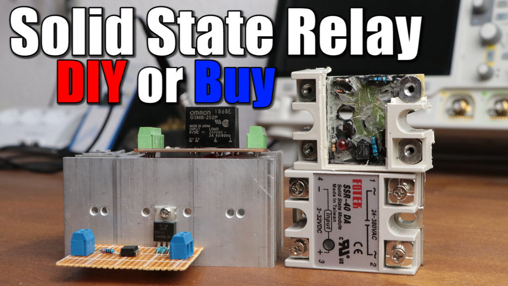 Amazing Make Your Own Solid State Relay 4 Steps With Pictures Wiring Cloud Grayisramohammedshrineorg
