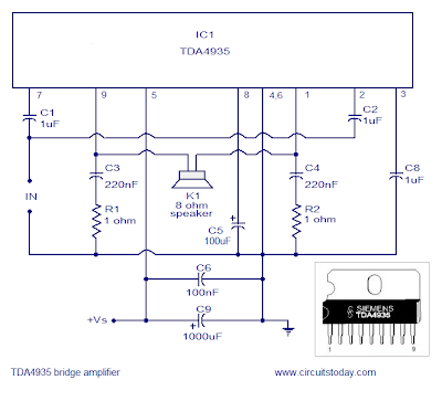 Prime Pretty Tda Amplifier Circuit Diagram Images Mini Audio Amplifier Wiring Cloud Grayisramohammedshrineorg