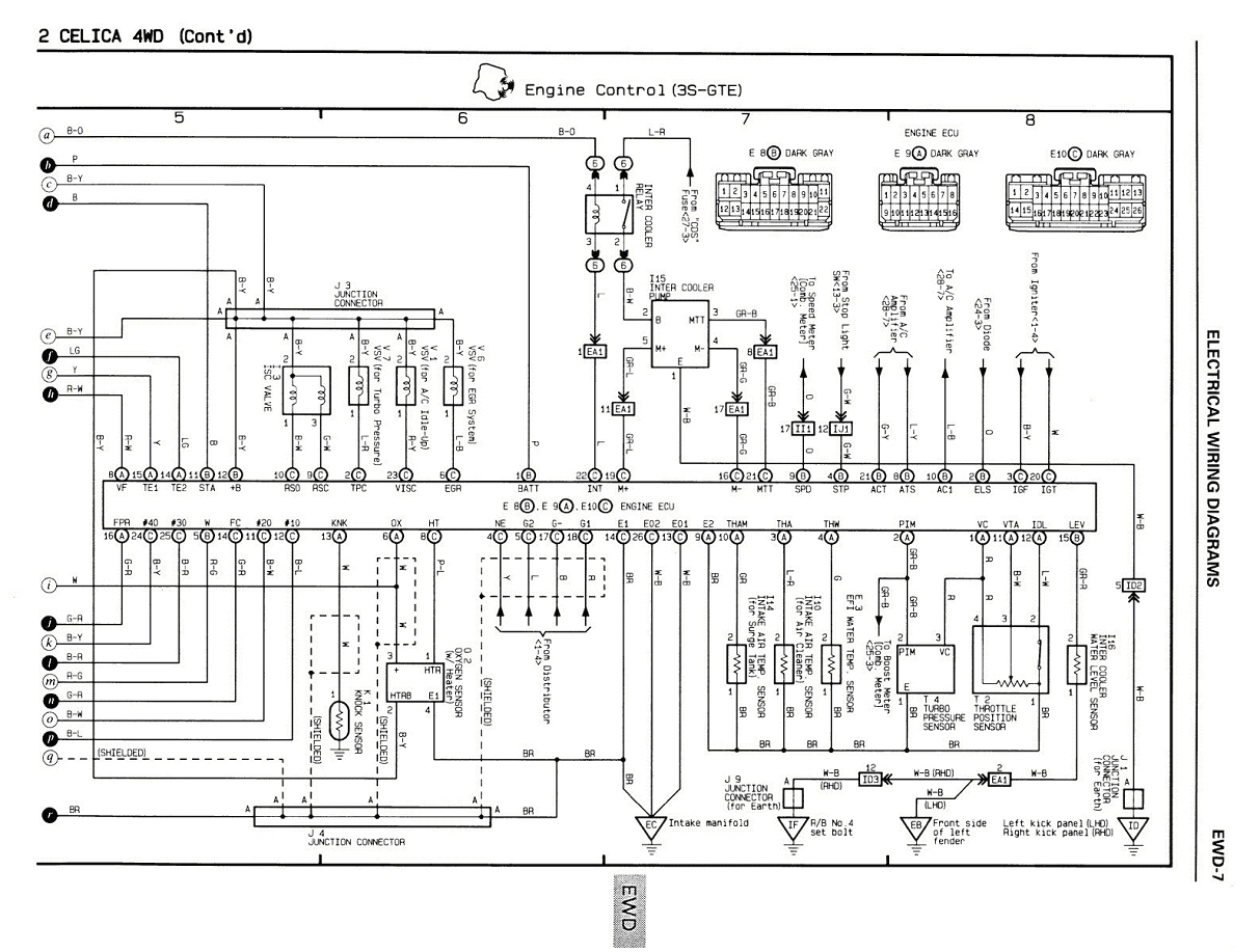 [ZTBE_9966]  EL_3593] Mr2 Engine Diagram Besides 3Sgte Wiring Swap Diagram On 91 Mr2  Free Diagram | 1992 Toyota Mr2 Wiring Diagram |  | Para Numap Mohammedshrine Librar Wiring 101