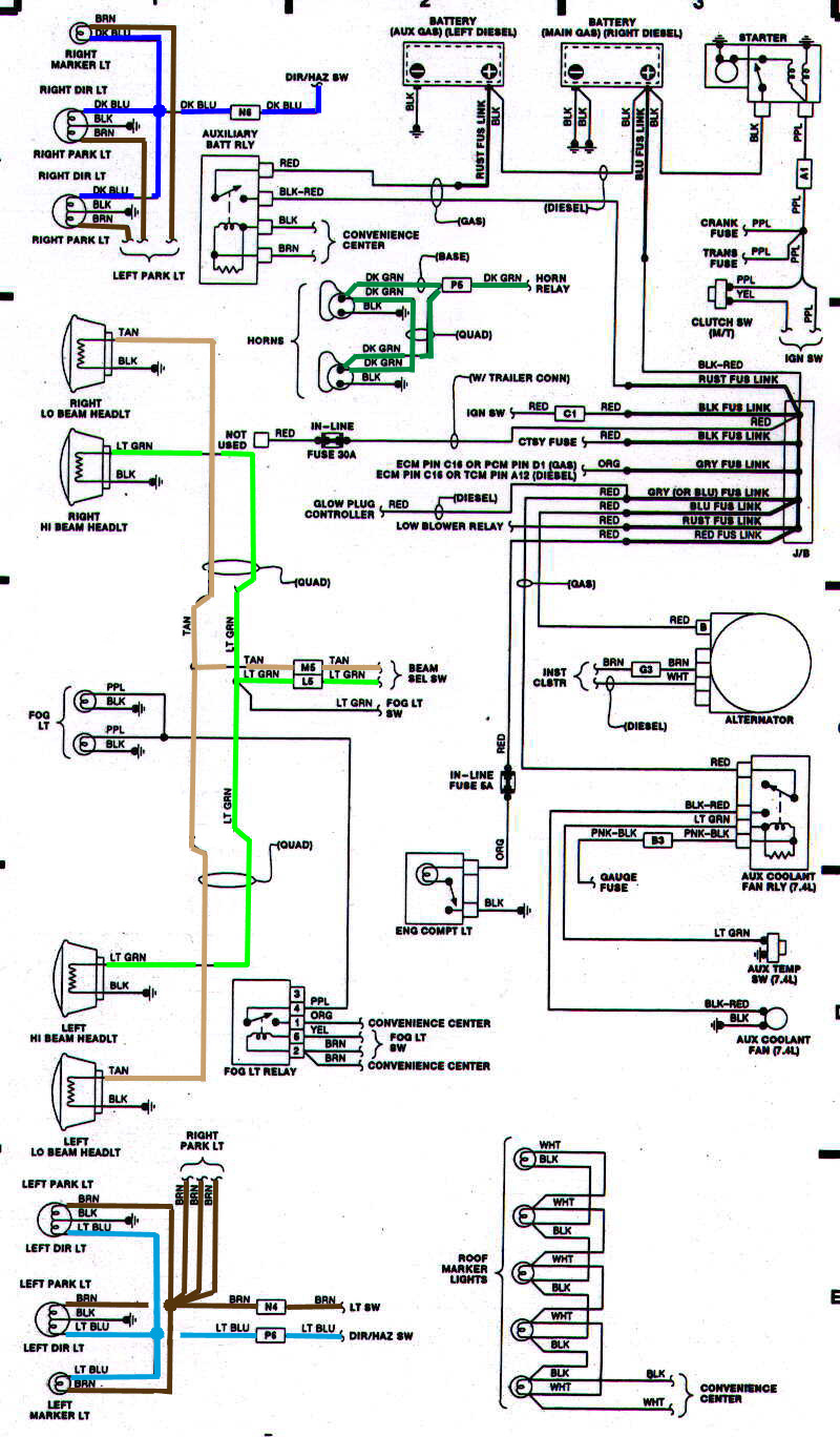 78 Scout Wiring Diagram Hot Tub Power