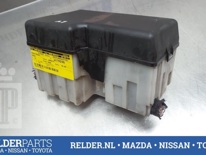 Fabulous Used Mazda 5 Cr19 2 0 Cidt 16V High Power Fuse Box Relder Parts Wiring Cloud Hemtshollocom