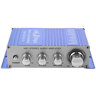 Cool Dropshipping For Hy 2002 Hi Fi 12V Mini Auto Car Stereo Amplifier Wiring Cloud Hemtshollocom