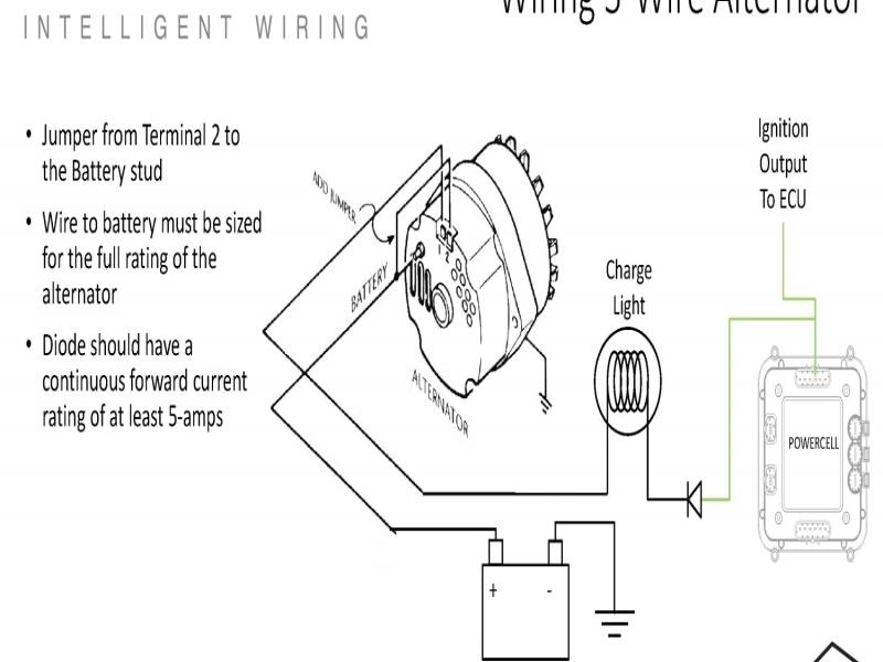 VO_8523] Gm One Wire Alternator Wiring Diagram Moreover Chevy Alternator  WiringBenkeme Verr Ponol Rous Shopa Mohammedshrine Librar Wiring 101