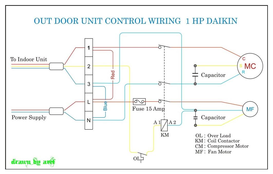 ac electrical wiring diagrams zv 7711  split unit air conditioner wiring diagram free diagram  air conditioner wiring diagram