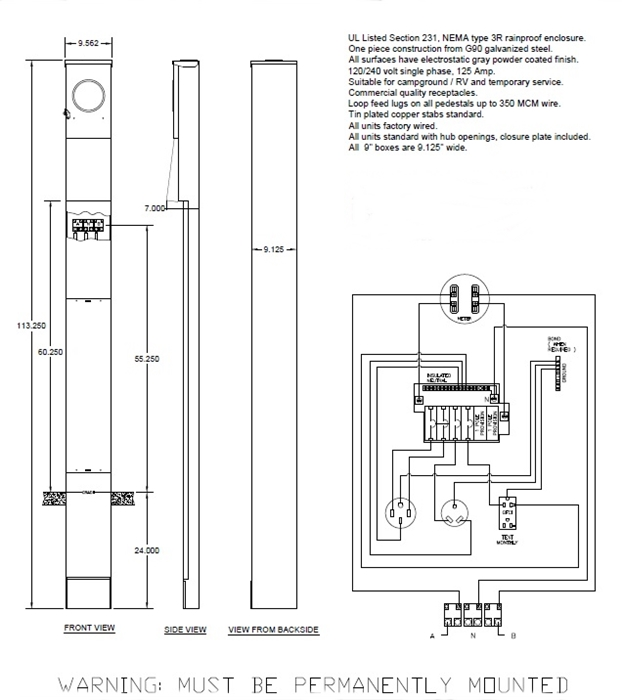 [SCHEMATICS_4US]  ZZ_7867] Wiring Diagrams Further Electrical Rv Pedestals With Meter Further  Rv Download Diagram | Wiring Diagram Rv Park |  | Hapolo Hyedi Unpr Tomy Shopa Mohammedshrine Librar Wiring 101