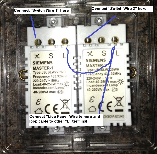 Ol 7764 Wiring A 2 Way Dimmer Switch Uk