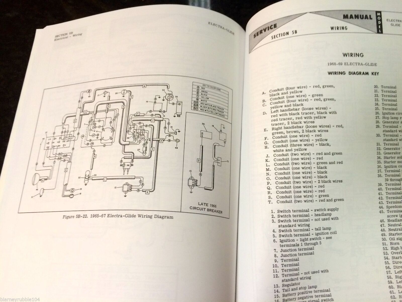 cycle electrics panhead wiring diagram wb 5521  well harley davidson ultra classic on 1968 shovelhead  well harley davidson ultra classic on