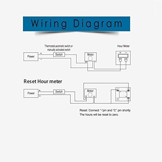 yamaha hour meter wiring diagram 1949 ford 8n wiring