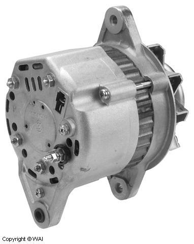 YX_9539] Hitachi Alternator 40 Amp Wiring