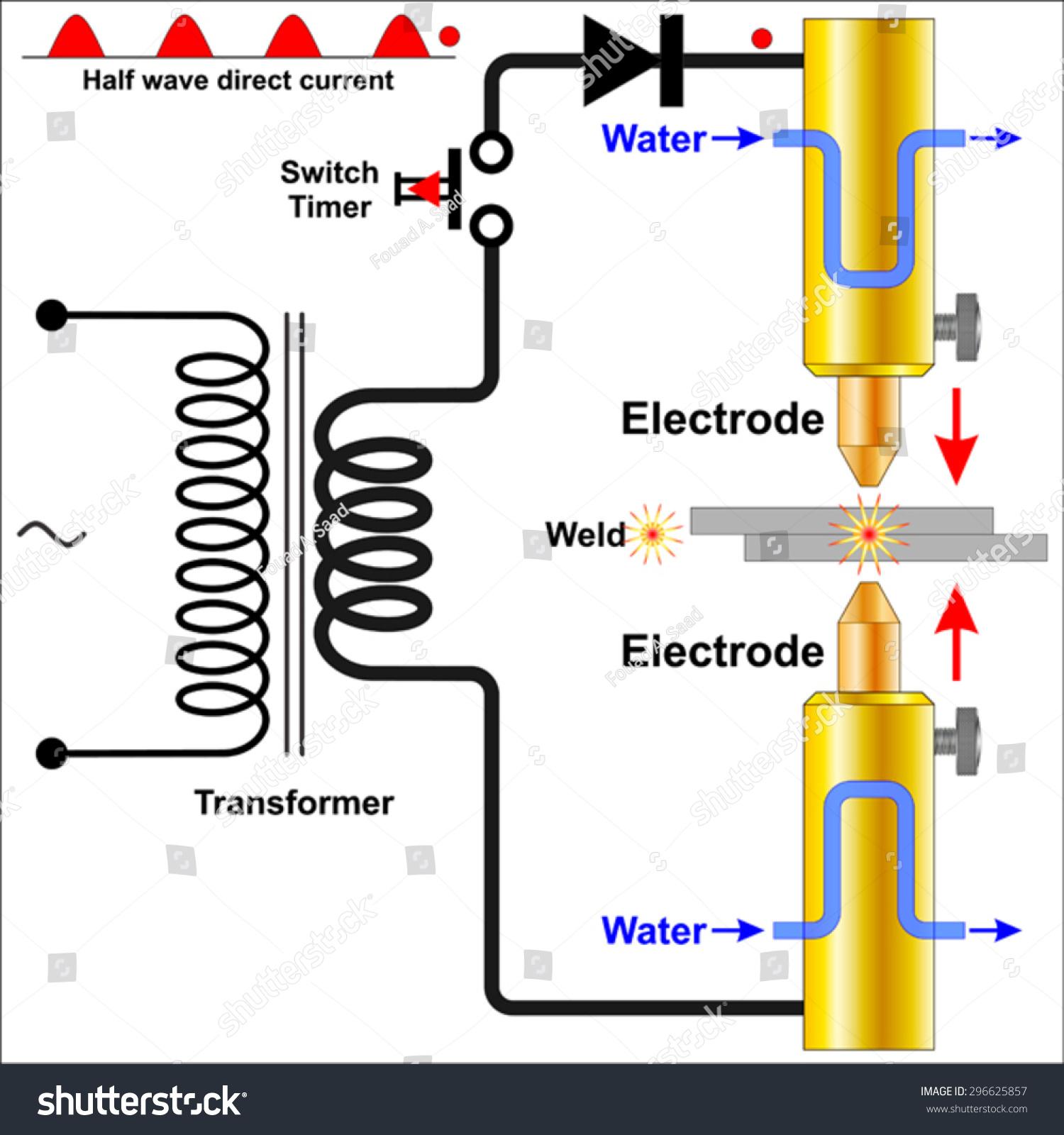 Nk 2406 Spot Welding Schematic Diagram Schematic Wiring