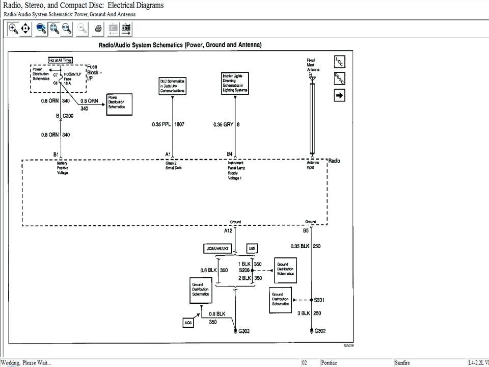XO_6470] 2006 Pontiac Radio Wiring Diagram Schematic WiringTomy Barba Gritea Icand Lectr Jebrp Proe Hendil Mohammedshrine Librar Wiring  101