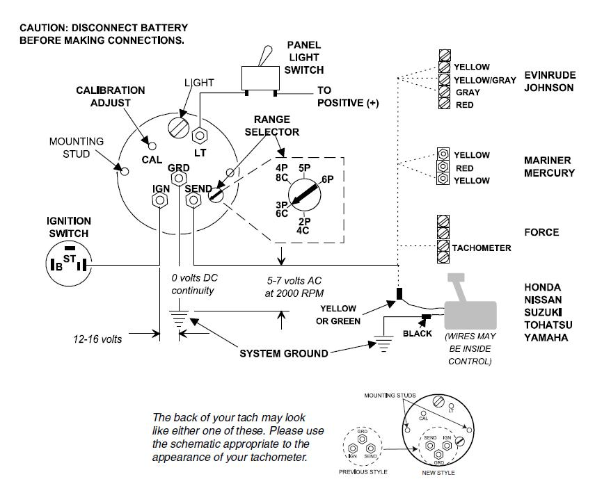 wiring diagram yamaha outboard ignition switch mercury outboard tachometer wiring diagram wiring diagram data  mercury outboard tachometer wiring