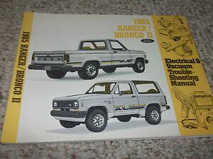 Remarkable 1985 Ford Bronco Ii Truck Electrical Wiring Diagrams Service Shop Wiring Cloud Ittabpendurdonanfuldomelitekicepsianuembamohammedshrineorg