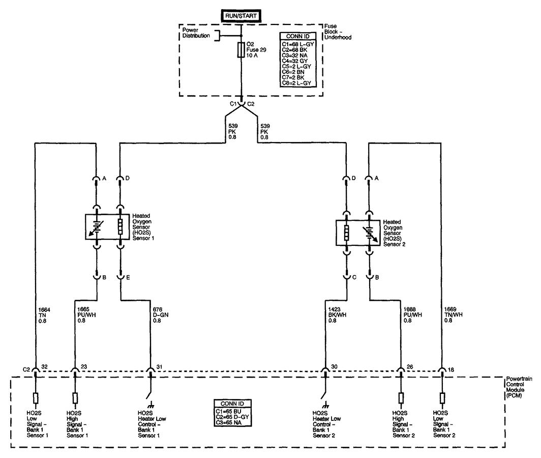 Buick Rainier Radio Wiring Diagram