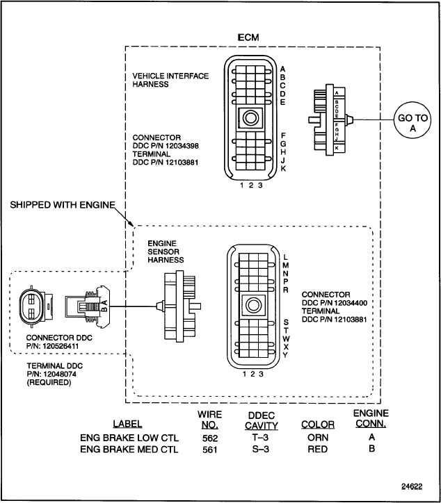 Mf 4436 Detroit Sel Ddec Ii Engine