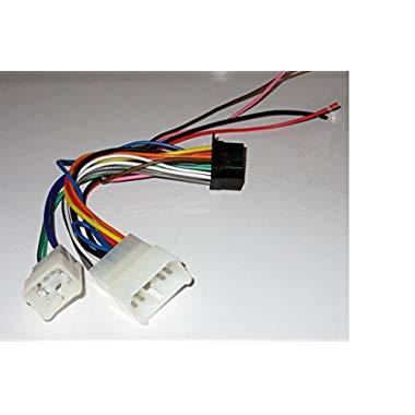 Enjoyable Pioneer Wire Wiring Harness Dehp7000 P8250 P6000 Pr7 Wiring Diagram Go Wiring Cloud Biosomenaidewilluminateatxorg