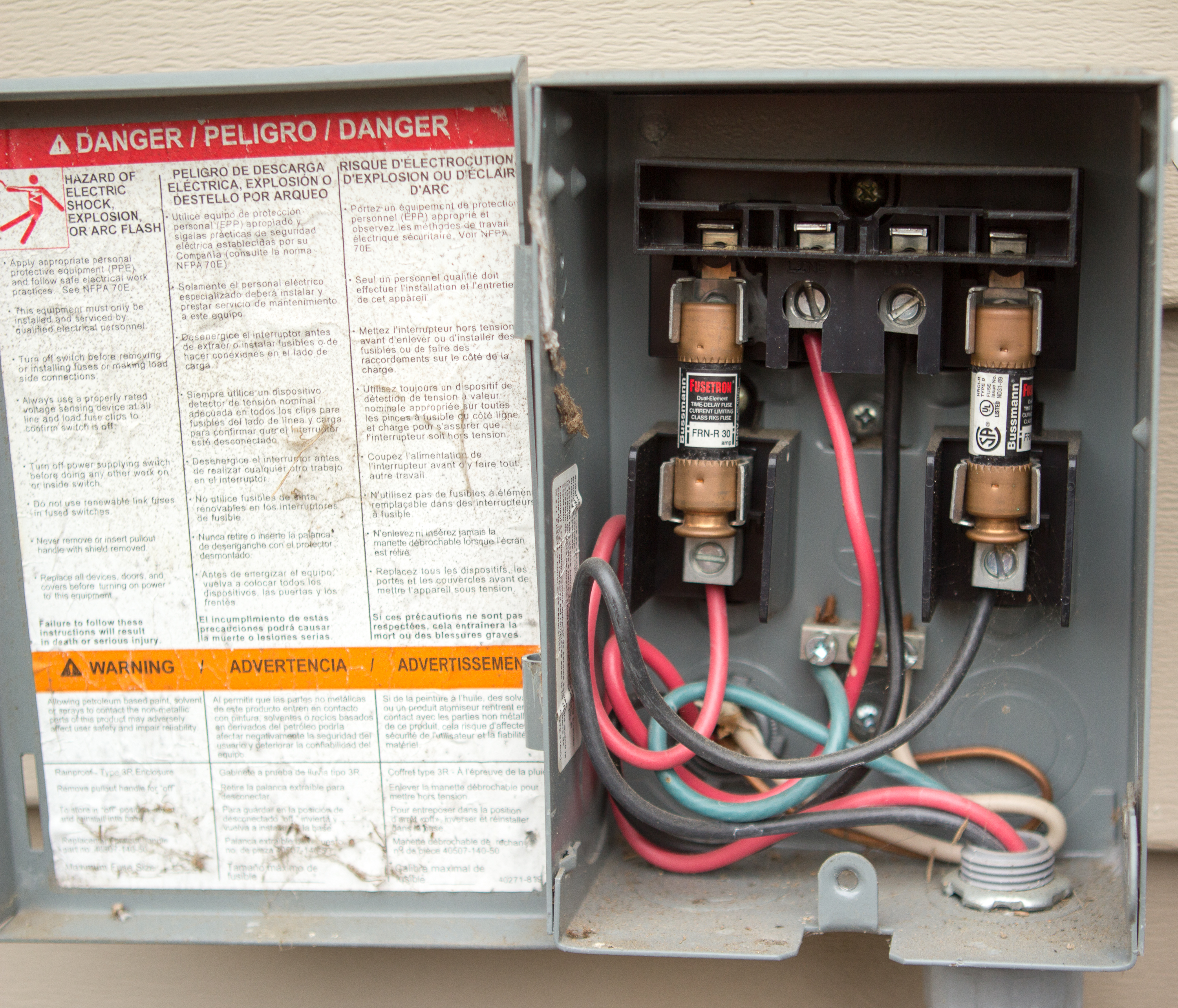 Ac Fuse Box Wiring - Wiring Diagram point brief-answer -  brief-answer.lauragiustibijoux.it | Hvac Fuse Box Wiring |  | Laura Giusti Bijoux