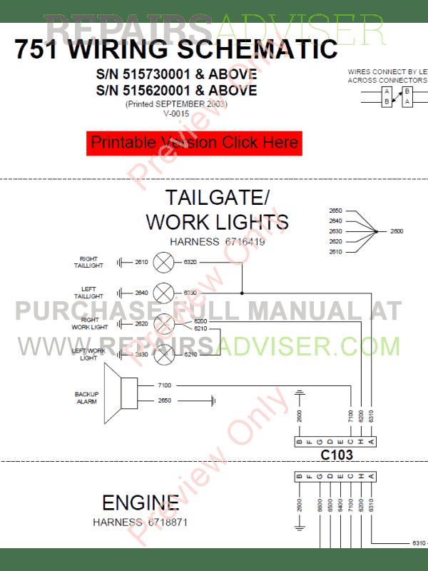 XG_2644] 751 Bobcat Wiring Diagram Get Free Image About Wiring Diagram  Wiring DiagramNone Ndine Garna Mohammedshrine Librar Wiring 101