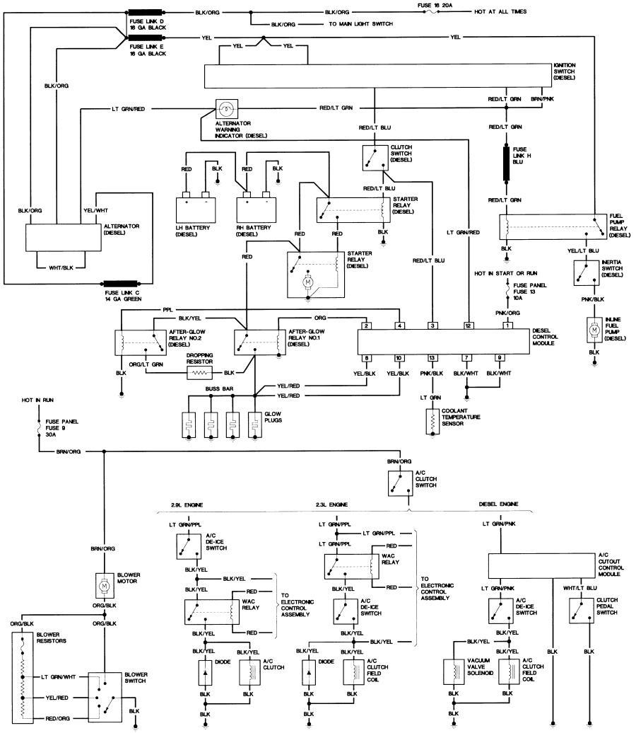 [SCHEMATICS_4UK]  FW_9310] 88 Ford F600 Wiring Diagram Schematic Wiring | 1988 F250 Wiring Diagram |  | Minaga Winn Papxe Mohammedshrine Librar Wiring 101
